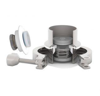 sanitary insert check valve TCK